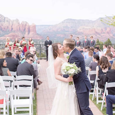 Pado Anderson Sedona Sky Weddings Best Weddings in Sedona Arizona