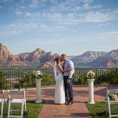 Sedona Arizona Best Wedding Event Venue Reception Sky Ranch Lodge