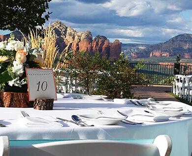 Sky Ranch Lodge Sedona Arizona Weddings Venue