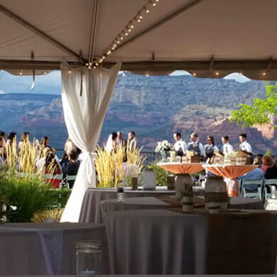Sky Ranch Wedding Venue Sedona Arizona