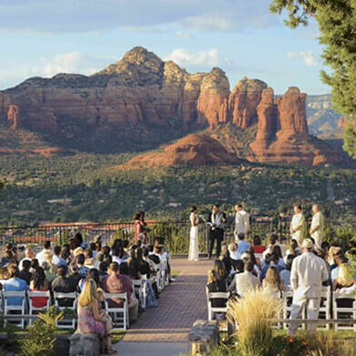 Sedona Sky Weddings Sky Ranch Lodge
