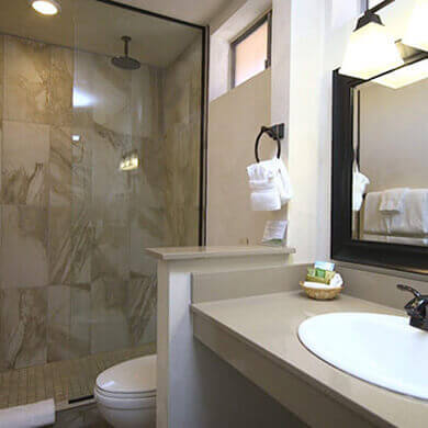 SRL Suite Bathroom