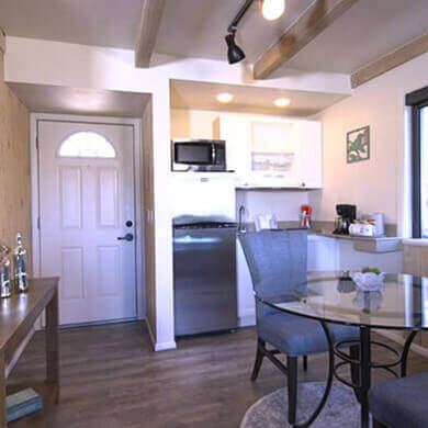 Master Suite Sedona Arizona Kitchen