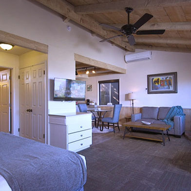 Sky Ranch Lodge Sedona Arizona Master Suite